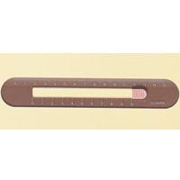 ニットゲ-ジ[II] 57012 クロバー 編み物 毛糸 手芸 裁縫 ソーイング用品 洋裁 ハンドクラフト かぎ編み