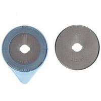 ロータリーカッター替刃45mm 57503 クロバー 手芸 裁縫 ソーイング用品 洋裁 ハンドクラフト