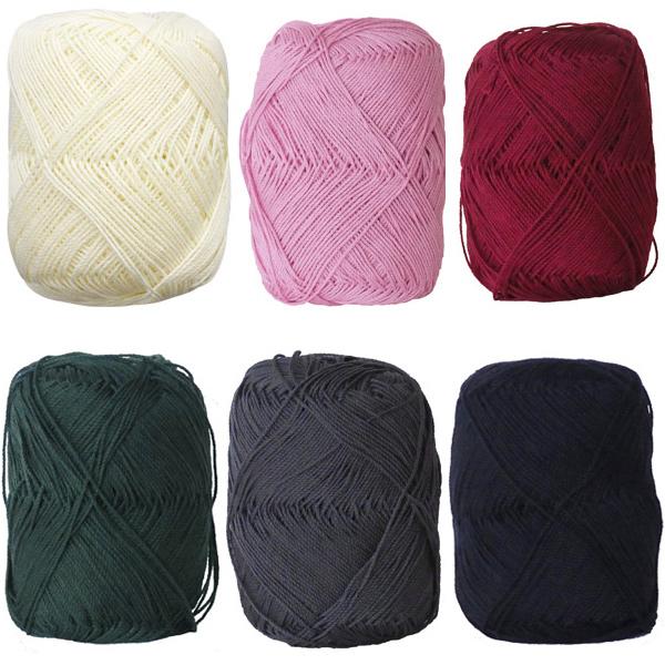 咲きおり用たて糸[細] クロバー 裁縫道具 ソーイング用品 手芸 手作り ハンドメイド