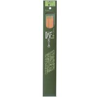 棒針「匠」5本針 25cm 8号 54308 クロバー 棒針 手芸 編み物 手編み 手あみ 手作り 趣味 クローバー 匠