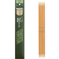 棒針「匠」5本針 25cm 12号 54312 クロバー 棒針 手芸 編み物 手編み 手あみ 手作り 趣味 クローバー 匠