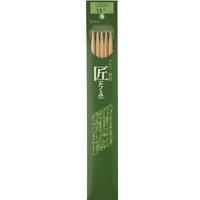 棒針「匠」5本針 25cm 15号 54315 クロバー 棒針 手芸 編み物 手編み 手あみ 手作り 趣味 クローバー 匠
