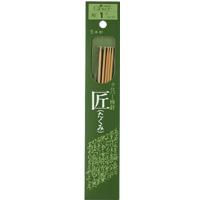 棒針「匠」5本針 短 16cm 1号 54351 クロバー 棒針 手芸 編み物 手編み 手あみ 手作り 趣味 クローバー 匠