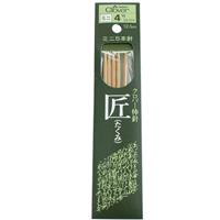 「匠」ミニ5本針 12.5cm 4号 54374 クロバー 棒針 手芸 編み物 手編み 手あみ 手作り 趣味 クローバー 匠