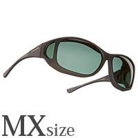 偏光 オーバーグラス ポラライズド C702G COCOONS [コクーンズ] スタイルライン[MX] メガネの上からサングラス