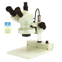 【メーカー在庫限り】 カートン 変倍式 広視野実体顕微鏡 NSWT-620IF 6倍20倍 三眼 顕微鏡 観察 拡大 検査 研究
