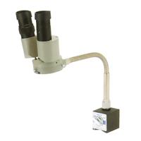 顕微鏡 双眼 実体顕微鏡 カートン フレキ式 FSC-MG 8倍