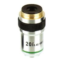 カートン CSシリーズ専用オプション 対物レンズ 20x [開口数0.40]  顕微鏡 対物レンズ 観察 検査 拡大