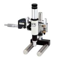 マイク口 測定顕微鏡 NMM-25D 20倍 N.O.W.178D 【デジタル式】カートン 加工品規格検査 加工面観察