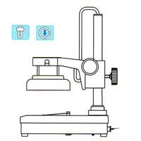 カートン 実体顕微鏡 [スタンド] FT 顕微鏡 スタンド 観察 拡大 検査 研究