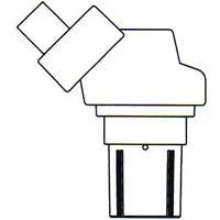 顕微鏡 双眼 実体顕微鏡 [ヘッド] NSW-20 10倍20倍 カートン 固定・変倍式