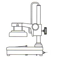 カートン 実体顕微鏡 [スタンド] FTM 顕微鏡 スタンド 観察 拡大 検査 研究