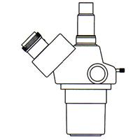 カートン ズーム式 三眼実体顕微鏡 [ヘッド] SPZT-50 6.7倍〜50倍 顕微鏡 スタンド 観察 拡大 検査 研究