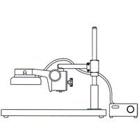 カートン 実体顕微鏡 [スタンド] LSM 顕微鏡 スタンド 観察 拡大 検査 研究