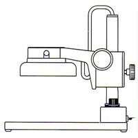 カートン 4変倍顕微鏡 IFMスタンド 4変倍顕微鏡 スタンド 顕微鏡 観察 検査 拡大 カートン