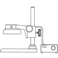 カートン 実体顕微鏡 [スタンド] FTPFM 顕微鏡 スタンド 観察 拡大 検査 研究