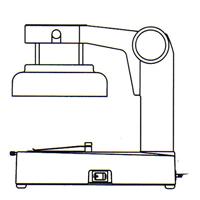 カートン 実体顕微鏡 [スタンド] TL 顕微鏡 スタンド 観察 拡大 検査 研究