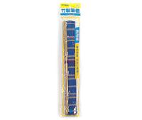 書道用 竹製筆巻 子供 キッズ ジュニア 習字 筆の収納や保護・保管に最適 筆入れ デビカ