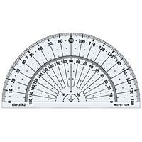 分度器 小学生 算数 数学 角度 学校教材 子供 文具 デビカ