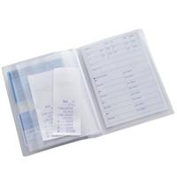 健康保険証ファイル カードタイプ ファイル 事務用品 デビカ