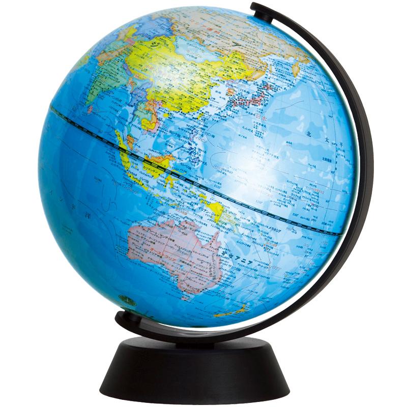 地球儀 球径20cm グローバ地球儀20