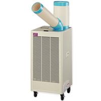 スポットクーラー 首振り機能付 200V P407TC2 PROMOTE クーラー 冷房 スポットエアコン 冷風機 業務用