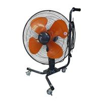 工場扇風機 キャスター付 単相100V P-450C PROMOTE 扇風機 業務用 工場用 ワックス 乾燥 送風