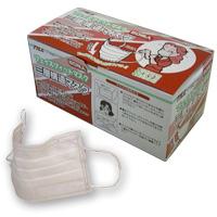 マスク フェイスフィットマスク 50枚入 NO.7168-50 三層構造マスク TIL024 TILL 使い捨て マスク 男性用 女性用 花粉 ウイルス かぜ
