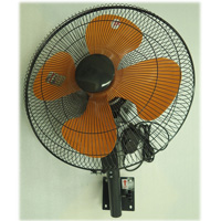 壁掛扇 リーズナブル工場扇 DS-450K PROMOTE 扇風機 送風機 換気 風量調節 業務用 工場