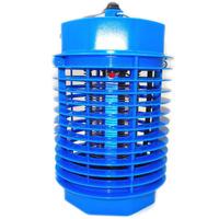 ムシ殺虫器 4W 光触媒膜付 電撃タイプ PC-04 吊るす 虫よけ 電気 ライト 殺虫器 業務用 家庭用 消臭 電撃 害虫退治 軒下 置く