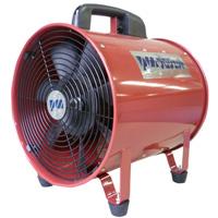 ポータブルファン 送排風機 SDV-200 PROMOTE ダクト別売り ダクトファン 送排風 ポータブル 強力 送風 排風 空気の循環 工業扇