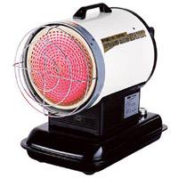 赤外線ヒーター 単相100V KH5-60 KH6-60 ナカトミ ヒーター ナカトミヒーター 暖房器具 建設現場の塗装 コンクリートの養生 乾燥 工場
