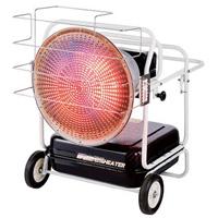 赤外線ヒーター「単相100V」KH5-115/KH6-115 003596 003597 ナカトミ 赤外線 暖房器具 暖房 乾燥 業務用 灯油 安心 安全 NAKATOMI