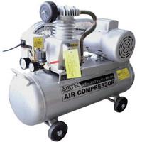 エアーコンプレッサー 「単相 100V」 BCP-381 001243 AIR TEC 静音 ベルト式 大型 業務用 エアーコンプレッサー 単相100V