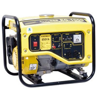 【メーカー在庫限り】 ナカトミ エンジン 発電機 EG-1000 004025 エンジン発電機 小型 家庭用 業務用 屋外 防災 NAKATOMI NAKATOMI