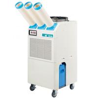 スポットクーラー三相 200V SAC-6500 003589 ナカトミ NAKATOMI クーラー 冷房 ヒーター 暖房 冷暖房 スポットエアコン 冷風機 業務用