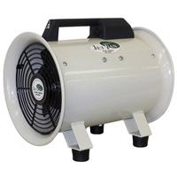 200mm 軸流送排風機 NJF-200V 008020 ナカトミ NAKATOMI 循環 送風 排風 機械冷却 送風機 工場扇 業務用 工場用