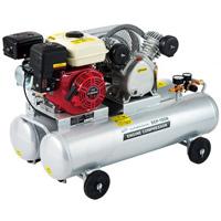 エンジンコンプレッサー ECP-163A 003632 ナカトミ NAKATOMI エンジン式 コンプレッサー 省エネ 業務用