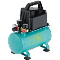 オイルレス エアーコンプレッサー CP-100 000265 単相100V ナカトミ NAKATOMI 小型 コンプレッサー 塗装 ホビー