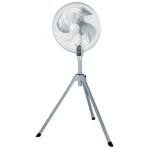 45cmアルミハイスタンド扇[開放式] OPF-45AS NAKATOMI ナカトミ 業務用 工業用 乾燥 送風 換気 工場 扇風機
