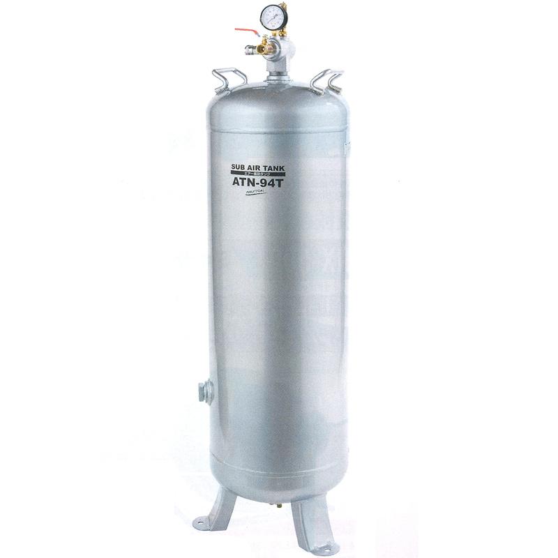 エアー補助タンク ATN-94T 000671 NAKATOMI ナカトミ 業務用 エアーコンプレッサー用 DIY 工場 工具 機器