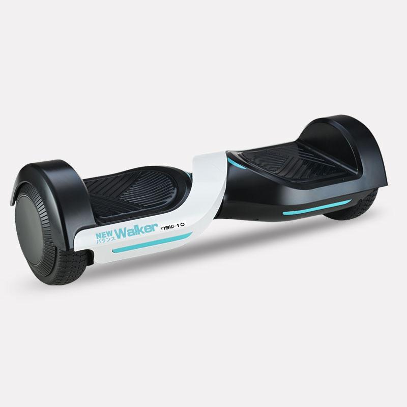 NEWバランスウォーカー ミニセグウェイ 電動二輪車 立ち乗り 坂道 Bluetooth スマホ スピーカー