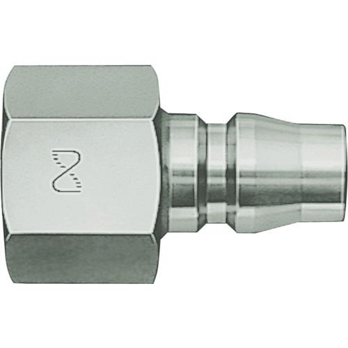 ハイカプラ 20PF ステンレス鋼(SUS304) SUS20PF NITTO 工具 接続用 DIY 日東工器
