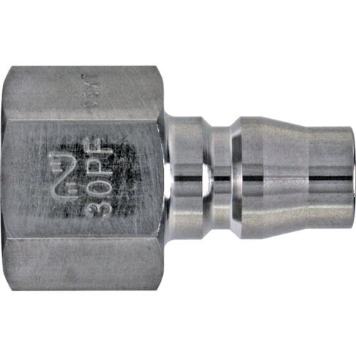 ハイカプラ 30PF ステンレス鋼(SUS304) SUS30PF NITTO 工具 接続用 DIY 日東工器
