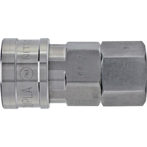 ハイカプラ 40SF ステンレス鋼(SUS304) SUS40SF NITTO 工具 接続用 DIY 日東工器