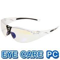 EYE CARE PC パソコン専用グラス アイケア ピーシー PC用グラス 青色光線軽減レンズ パソコンメガネ PCメガネ PC眼鏡 PCグラス