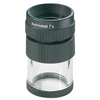 虫眼鏡 精密ドッキング スケールルーペ 7倍 23mm 工業用検査用 11547