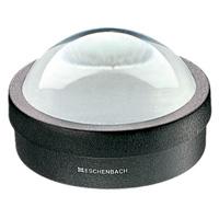 虫眼鏡 デスクトップルーペ [bright field magnifiers] 1.8倍 65mm デスクに似合う置き型 1421 エッシェンバッハ
