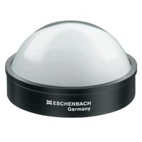 虫眼鏡 デスクトップルーペ [bright field magnifiers] 1.8倍 45mm デスクに似合う置き型 1424 エッシェンバッハ