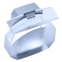 虫眼鏡 LEDライト付 ルーペ マクロラックス [makrolux] 3.6倍 33×64mm 14362